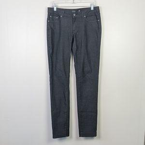 Prana Straight Leg Midrise Jeans Size 8